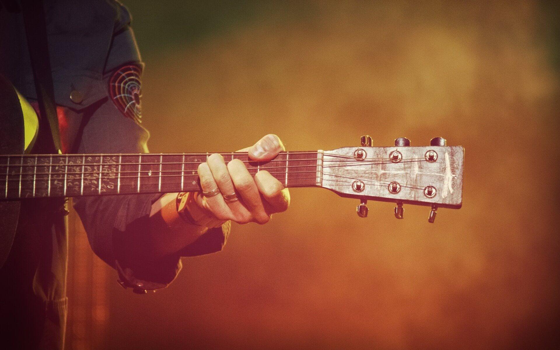 valg af guitar