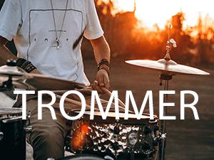 lær at spille trommer