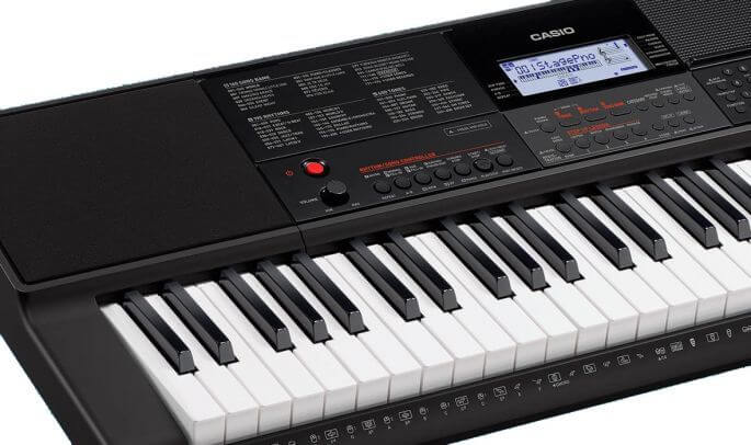 Casio keyboard klaver ct-x700