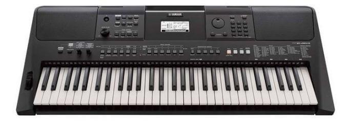 Yamaha keyboard klaver par e463