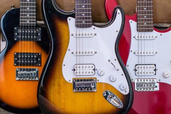 billig Elektrisk guitar