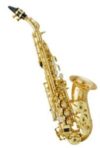 Chateau CCS-22VLGL sopran saxofon