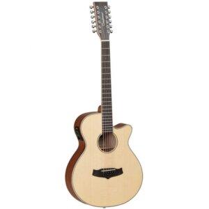 Tanglewood TW12 CE Winterleaf western-guitar, 12-strenget
