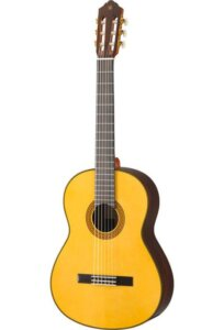 Yamaha CG192S spansk guitar natur
