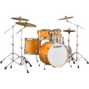 Yamaha Tour Custom Standard Trommesæt - Caramel Satin