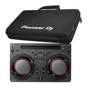 Pioneer DDJ-WEGO4-K/ Bag bundle mixerpult