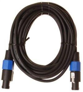 HiEnd speakon-til-speakon-kabel 10 meter