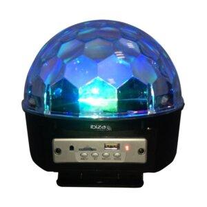 Batteridrevet Lyseffekt m. Bluetooth