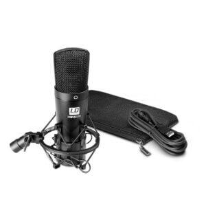 LD Systems D 1014 C USB Kondensator Studie Mikrofon