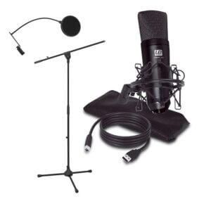 LD Systems PODCAST 2 Studie mikrofon sæt - USB mikrofoner