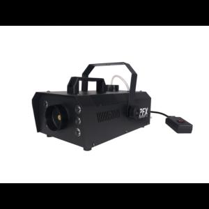 PFX Røgmaskine med 6 x RGB LEDs, 900W
