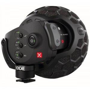 RØDE Stereo VideoMic X video mikrofon med kamerasko
