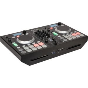 Ibiza DJ Controller med USB/CD