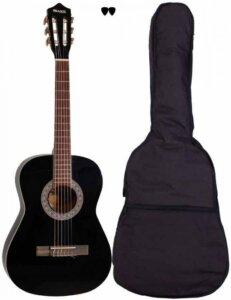Sant Guitar CJ-36-BK spansk børneguitar