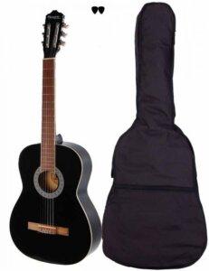 Sant Guitar CL-50L-NA spansk venstrehånds-guitar