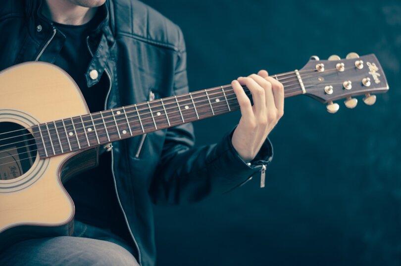 nybegynder guitar