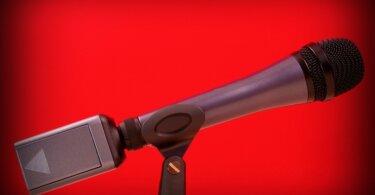 røde mikrofon