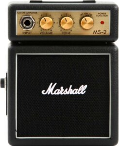 Marshall MS-2 guitarforstærker