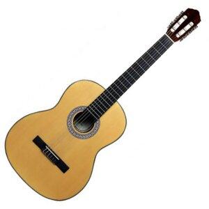 Santana B8 Klassisk Spansk Guitar - nybegynder guitar