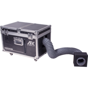 AFX STRATUS Low fog maskine 1500 Watt