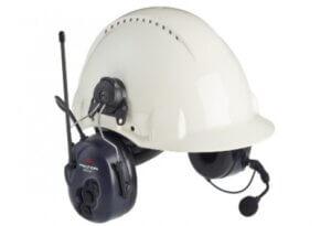 Peltor lite com pmr 466 høreværn med Bluetooth til hjelm