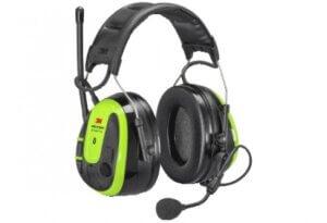 Peltor WS Alert XPI ACK høreværn med Bluetooth