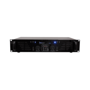 Ibiza poweramp med Bluetooth 2x240 watt