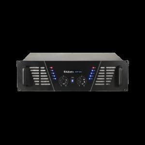 Ibiza AMP800 Forstærker 2x600 watt