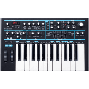 Bass station synthesizer