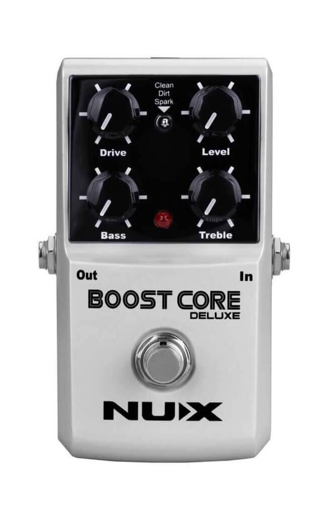 boost core deluxe guitarpedal effekt