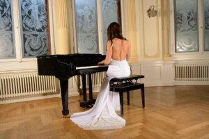 Klaver bænk