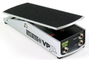 ernieball jr volume guitarpedal