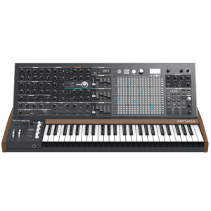 matrixbrute synthesizer