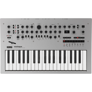 minlogue synthesizer