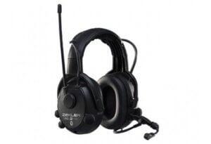 Zekler 412RDB -testvindende høreværn Bluetooth