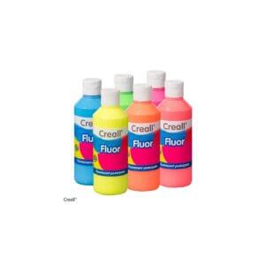 UV maling, 6 x 250 ml
