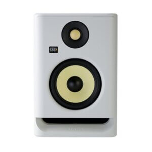 KRK RP-5 G4 RoKit aktiv monitor i hvid