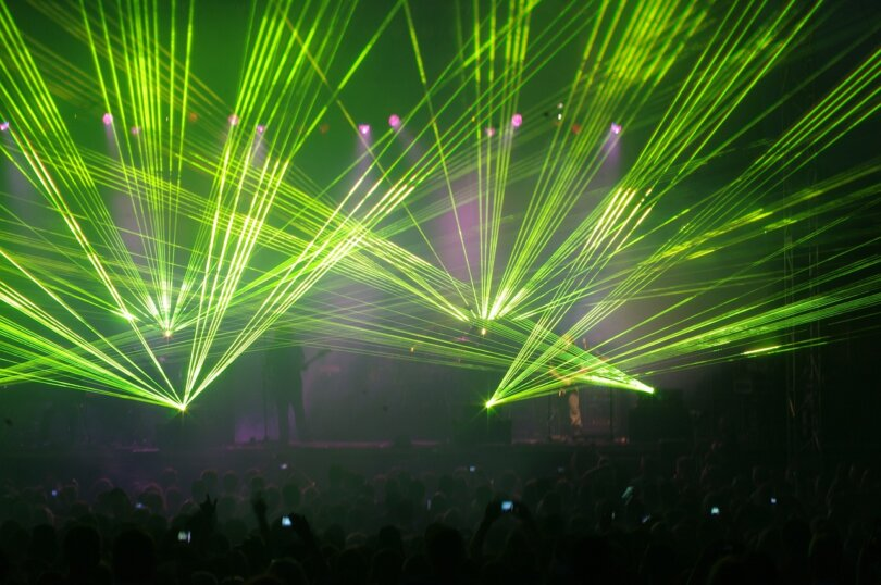 laserlys