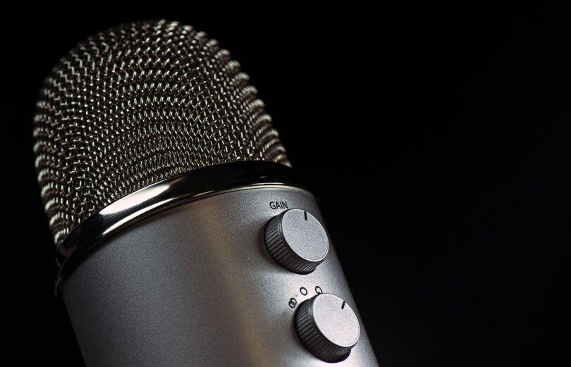 mikrofon til iphone
