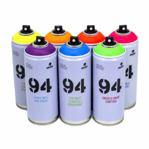 UV spraymaling 400 ml.