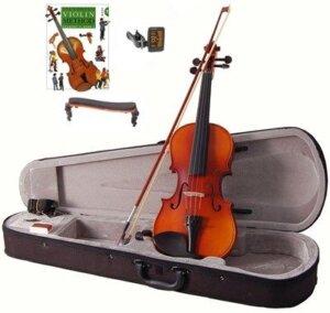Arvada VIO-180L venstrehånds-violin 4/4, pakkeløsning