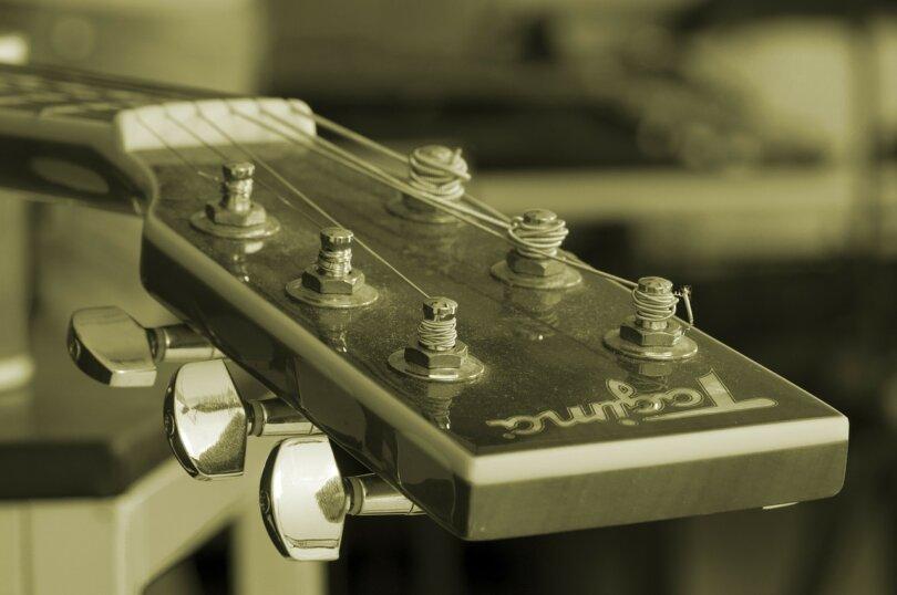 Guitar stativ