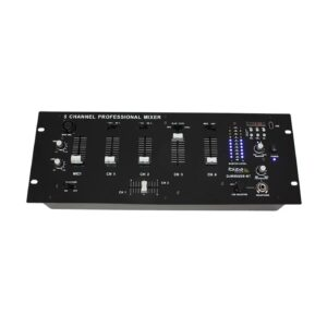 BEDST I TEST - Ibiza DJM90 USB-BT Mixer