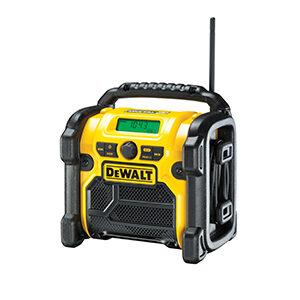Dewalt DAB FM/AM-radio 10,8V-18V XR DCR020-QW