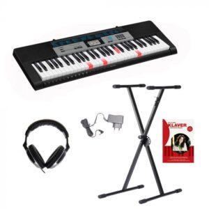 Casio LK-136 Keyboard Pakkeløsning keyboards til begynderen