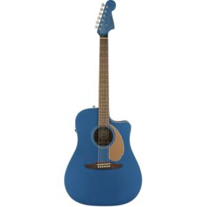 Fender Redondo Player, BLB western-guitar belmont blue western guitar øvede guitarister