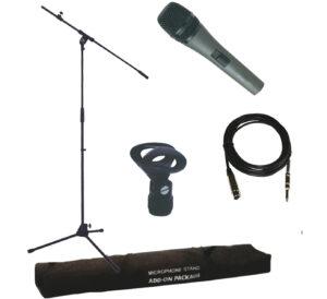 Komplet Mikrofon Saet