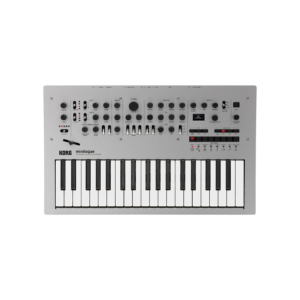 Korg Minilogue Syntheziser, digital synthesizer, analog synthesizer, novation summit, roland d-05, moog grandmother