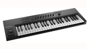 Native Instruments Komplete Kontrol Keyboard A49 keyboards mest populære