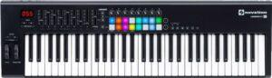Novation Launchkey 61-MK2 USB-midi-keyboard keyboards midi usb bedst til prisen